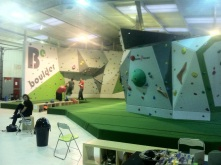 Be Boulder, New climbing Center in Widnes