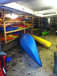 The Canoe/Kayak Stores